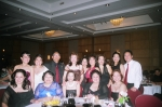 Southern California Chapter with Au-Au Inting at the Gala Night