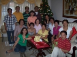 during the silliman alumni meeting and election of 2008 set of officers held at vernie dipaling-mantua's residence in s