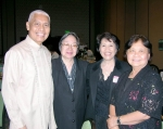 Dr. and Mrs. Agustin Pulido with Southern California delegates