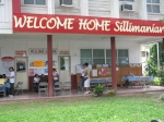 The first stop for everyone is the Alumni Building,  home of the Office of Alumni and External Affairs and the Silliman