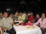 International Night guests. L to r: Former Trustee Rudy & Mrs. Sevilla, Trustee Edna Oreza, Trustee Rosalind G. Delloso,