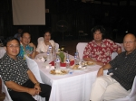 L-R: Dr. Oscar Monera, 2001 OSA Rev. Fred Baliad , Mrs. Octavia Baliad, Dr. Dan Devera and Mr. Sam Tomale.