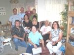 Sillimanians in the Greater Tampa Bay area gather for fellowship at the home of Ed and Ruby Agnir in Wesley Chapel Octob