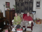 Leyvinia Apostol Ornstein and husband Jerry. She finished A.A. in 1956. Jerry is a new deacon at their Presbyterian chur