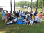 Annual Picnic at Lake Marina,Milledgeville